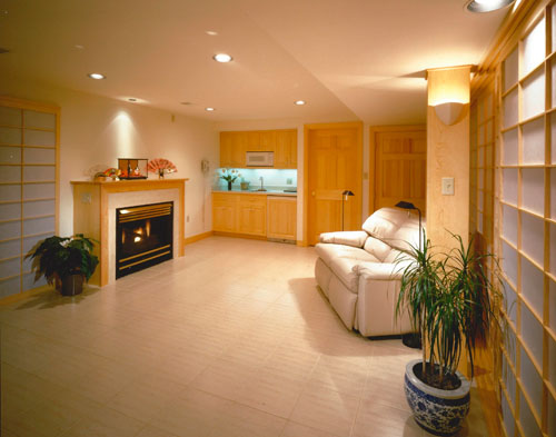 Baltimore Basement Remodeling